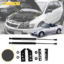 NRG HD-140 Stainless Steel Hood Damper Kit For Honda 00-09 S2000 00 For Honda S