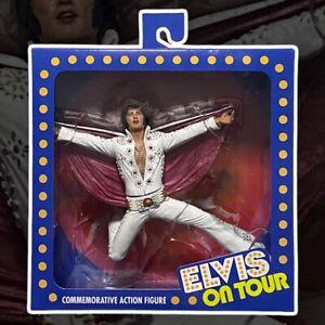 Elvis Presley Action Figure Live In 72 Neca 18 Cm