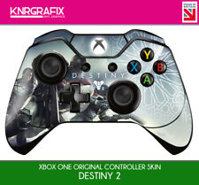 KNR3350 PREMIUM DESTINY 2 XBOX ONE CONTROLLER SKIN DECAL STICKER