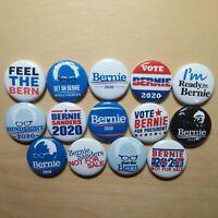 BERNIE SANDERS buttons badge pin 2020 election democrat president democratic