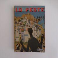 Albert CAMUS La Peste 1964 éditions Gallimard littérature roman France N5893