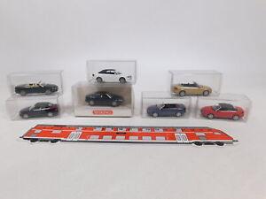 CU963-0,5 #7x wiking H0 / 1:87 Audi A4 Cabriolet/Cabriolet: 132 40 30 Etc. Top +