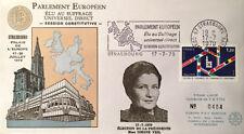 "SC2 FDC  ""Election of Simone Veil, first European Parliament President"" 1979"