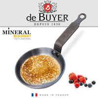 de Buyer - Mineral B Element - Blinis-Pfännchen 12 cm
