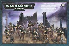 Warhammer 40K: Astra Militarum Cadian Infantry Squad 47-17