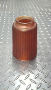 ANTIQUE VINTAGE CHANDELIER GLASS SHADE