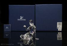 Figurine Silver Crystal Glass