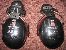 Peltor Optime hard hat ear defenders
