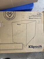 Klipsch Reference: R-4B II, soundbar+wireless subwoofer