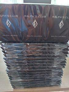 Ralph Lauren Ralphs Clubs Sample Bottles Men's Eua De Parfum 72x 1.2ml (SEALED)