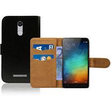 Fundas con tapa color principal negro para teléfonos móviles y PDAs Xiaomi