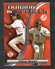 2006 Topps Series 2 Trading Places Inserts #1-20 Finish Your Set, U Pick