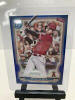 2020 Topps Gypsy Queen SHOHEI OHTANI Blue Parallel 140/150 Angels #261