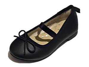 Toddler Girls' AEH66 Becca American Girl Slip-On Ballet Flats Cat & Jack Size 8