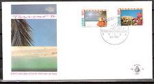 Aruba  FDC E 10