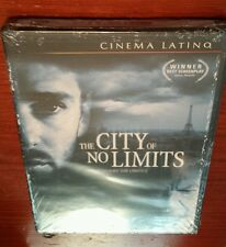 The City of No Limits (DVD) Cinema Latino En La Ciudad Sin Limites BRAND NEW