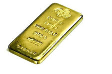 1 KILO ( 32.15 TROY OUNCES ) PAMP SUISSE .9999 FINE GOLD BAR