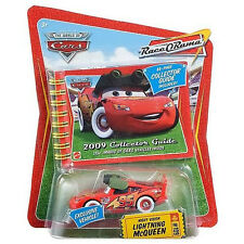 Disney**Pixar CARS_1:55 Night Vision LIGHTNING McQUEEN_Exclusive Limited Edition