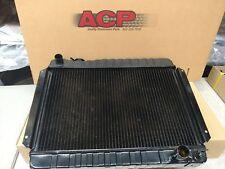 1964,1965,1966,1967 Chevelle, El Camino NEW 4-core radiator MANUAL TRANSMISSION