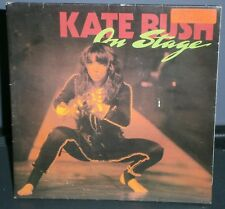 """KATE BUSH ON STAGE EP - THEM HEAVY PEOPLE - 1979 MIEP 2991 EMI RECORDS 7"""" VINYL"""