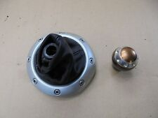 MG TF 2003 5 SPEED MANUAL GEAR KNOB WITH GAITER AND SURROUND TRIM