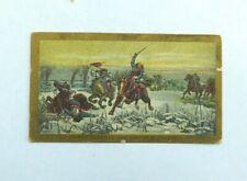 American Tobacco Company Cigarette Card c.1901 Battle Scenes Edge Hill 1642