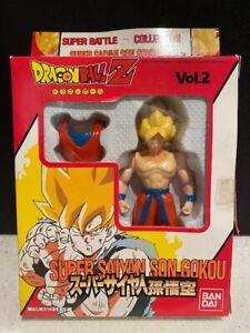Bandai Dragon Ball Z DBZ Super Battle Collection Vol.2 SUPER SAIYAN SON GOKU