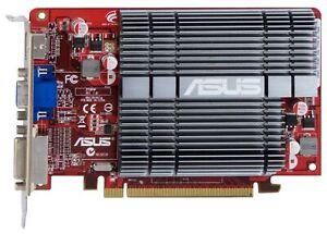 ASUS ATI RADEON HD 5450 1GB EAH5450 SILENT/DI/1GD2 B750FMP