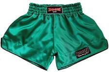 Boon Sport Boxing Retro Shorts Rsg Green S M L Xl Xxl Muay Thai Free Shipping