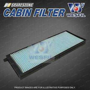 Wesfil Cabin Filter for Mahindra XUV500 Turbo Diesel 4Cyl 2.2L TD 16V 08/12-on