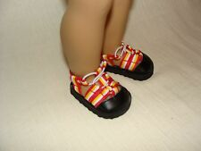 "Sporty Sandals Fits American Girl Dolls & 18"" Dolls - Perfect for Boy Logan!"