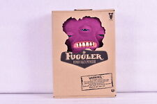 "Fuggler 9"" Funny Ugly Monster Annoyed Alien Collectible Plush, Purple"