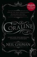 Coraline, Paperback by Gaiman, Neil; McKean, Dave (ILT), Brand New, Free ship...
