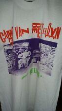 CAMPER VAN BEETHOVEN 1989 Key Lime Pie vintage licensed concert US tour shirt LG