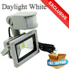 Electric LED Waterproof Security Spot Lights with PIR Motion Sensor Flood Light!