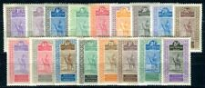 HAUT SENEGAL NIGER 1914 Yvert 18-34 ** POSTFRISCH TADELLOS (09199