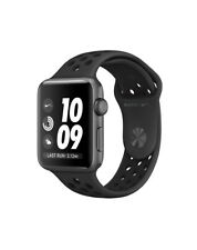 AppleWatch Nike Series 3 GPS, 42mm Space Grey Aluminium Case with Anthracite/B
