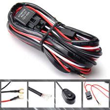 40A 12V Kabelbaum Kit ON/OFF Schalter Relais Harness für LED Arbeitsscheinwerfer