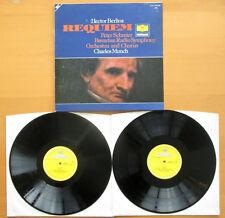 DG 2726 050 Berlioz Requiem Peter Schreier Charles Munch 2xLP Gatefold NM/EX