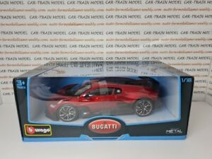 Bugatti Divo - Bburago 1:18 1/18 1-18