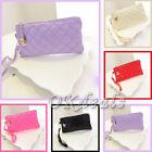 New Fashion lady Women Soft Leather Clutch Purse Long PU Card Handbag Wallet