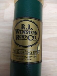"""R L Winston fly rod 7'9"""" 5 piece 4 weight"""