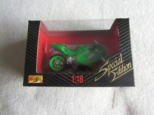 1995 Maisto Special Edition:  1/18 Scale Honda NR NIP