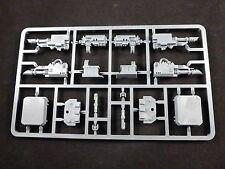 40K Tanque de espacio Marina Depredador Lado aletas estabilizadoras actualizaciones en marco de plástico