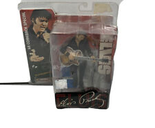 McFarlane ELVIS PRESLEY '68 Comeback Special Action Figure Sealed 2004