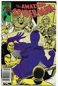 AMAZING SPIDER-MAN#247 FN/VF 1983 MARVEL BRONZE AGE COMICS