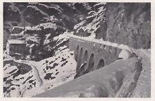 D4658 Ingresso della gola dove si apre il Gouffre des Busserailles - 1935 print