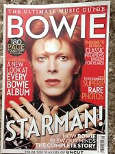 BOWIE ultimate Music Guide 180 page COLLECTORS' special WOW Rarer BOWIE cont...