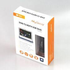 USB Full HD TV Stick Tuner HDTV Watch on PC Pause/Rec, w/ Remote Control Antenna