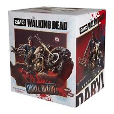 AMC The Walking Dead Daryl Dixon and Chopper Resin Statue by TMP